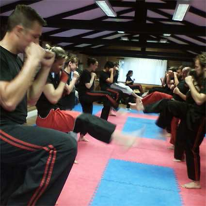 Holistic Fitness Kickboxing And Sport Martial Arts