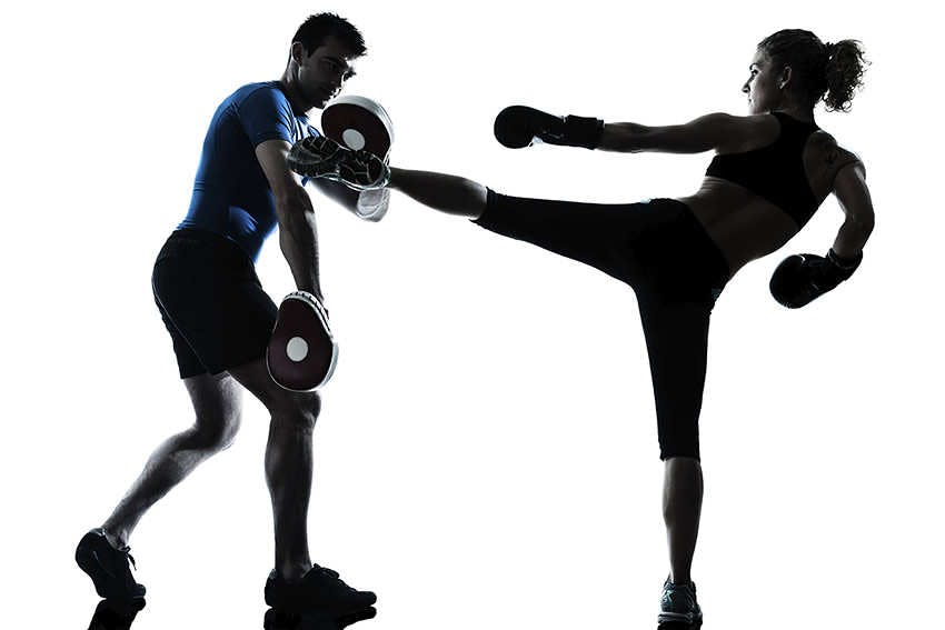 Why you should get into a martial arts class!