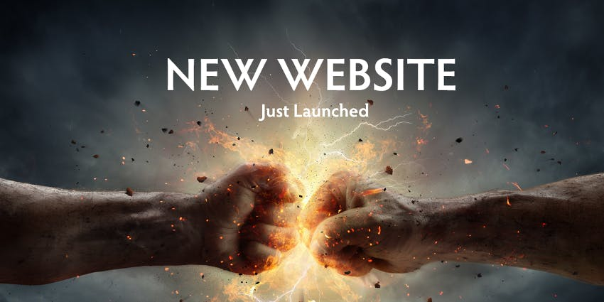 Just Launched: New Martial Arts Website