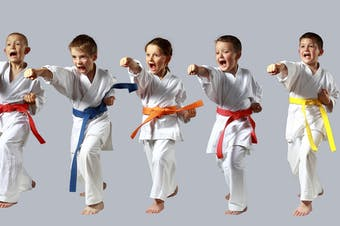 Get in to Martial Arts this Half Term!