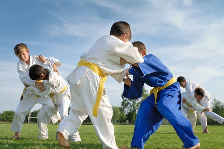 Find A Local Children's Martial Arts Class This Easter!